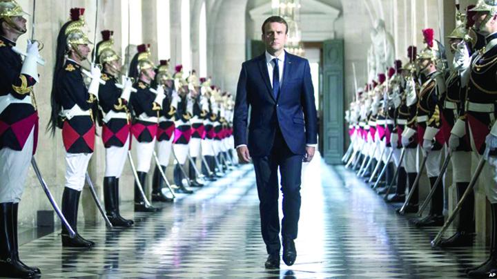 macron 3 Efectul Macron