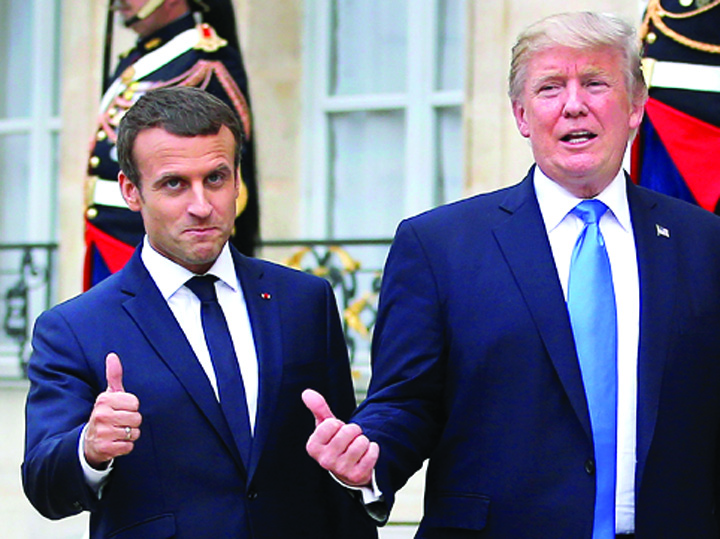 macron2 3 Macron, noul lider al Europei
