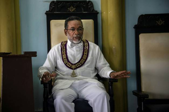 maestru Masoneria cubaneza iese din umbra