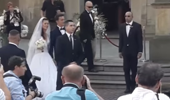 marit Agnieszka Radwanska s a maritat (VIDEO)