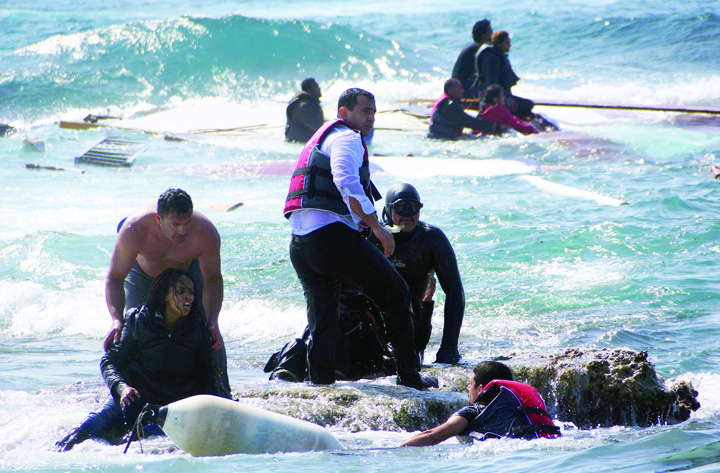mediterana 2017 va fi anul mortii pentru emigranti