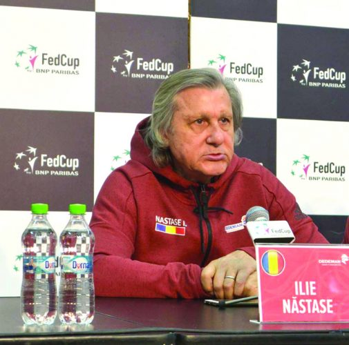 nastase 1 505x500 Ilie Nastase, suspendat cu anii/Reactia FRT: decizia ITF, prea dura