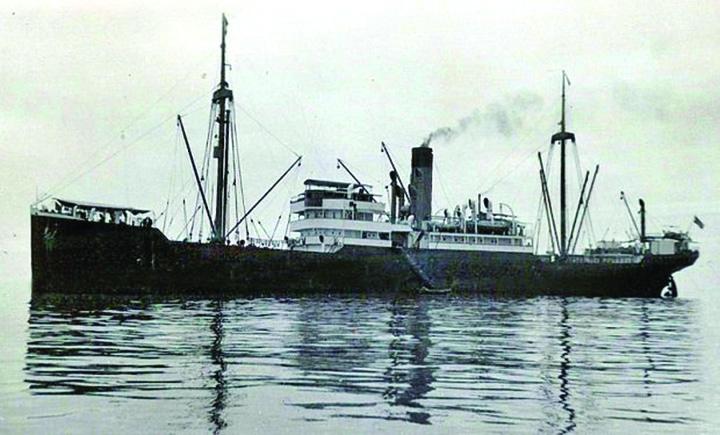 nava germania 4 tone de aur nazist, descoperite ca n filme
