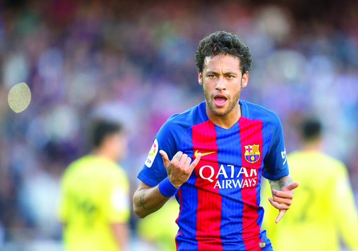 neymar Plecarea lui Neymar de la FC Barcelona, scandal european