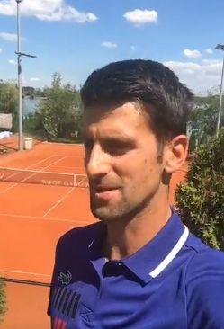 nov Djokovic pune racheta in cui pana la sfarsitulsezonului