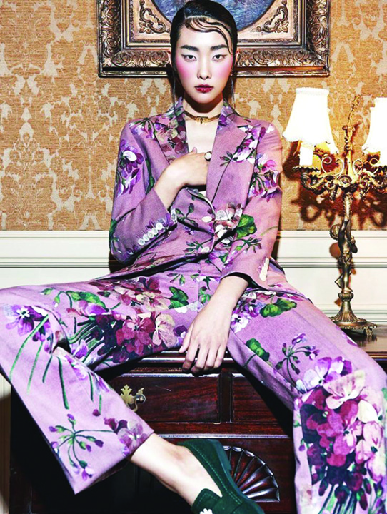 oriental fashion 2018, anul modei orientale
