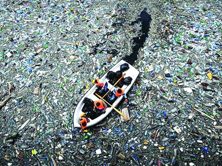 plastic 1 Stam pe 8,5 miliarde de tone de plastic