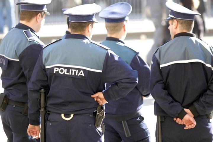 politie Tombola cu facturi la varful Politiei!