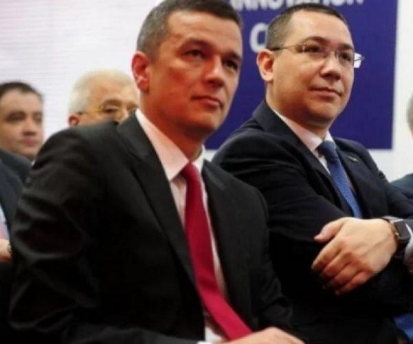 pontagrind 601x500 S a anuntat, dupa BPN: Ponta si Ivan nu mai sunt membri PSD. Grindeanu, inca in baza de date