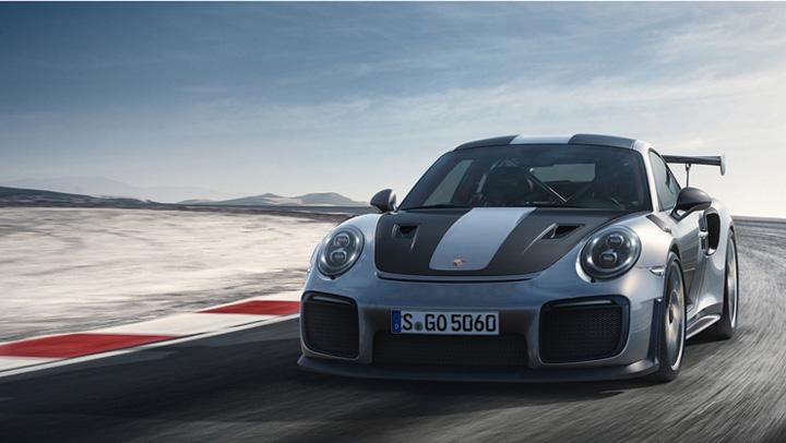 porsche ag 1 Cel mai puternic Porsche 911 din toate timpurile