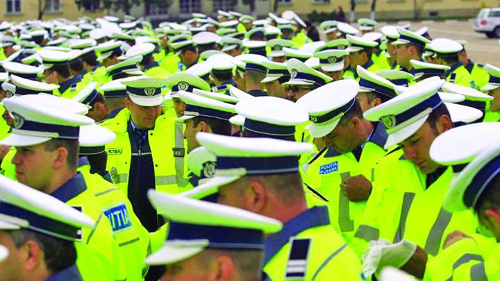 protest politie capitala Politistii mor degeaba