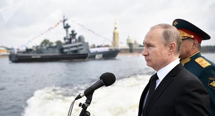 putin 2 Rusia si China isi umfla muschii