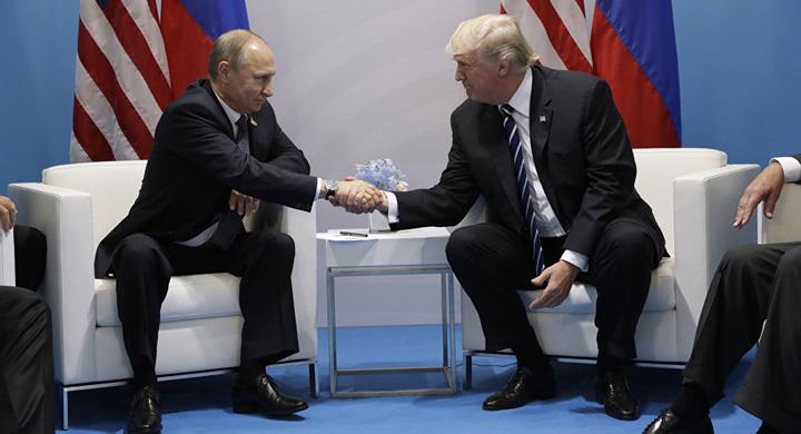 putin trump 1 Discutia ascunsa Trump Putin