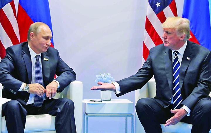 putin trump Cum a atins Putin punctul G20