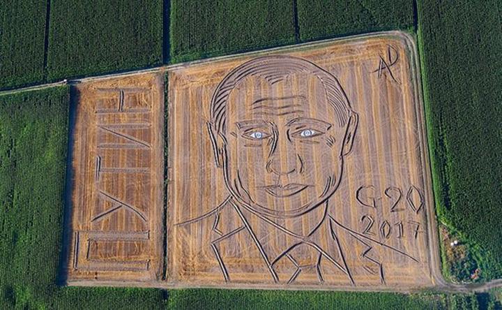 putin Putin de 135 metri