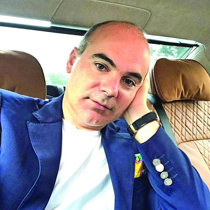 rares bogdan Rares Bogdan, presedintele Strazii
