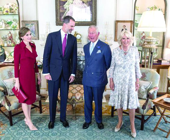 regina 2 Regina Letizia, o Kate Middleton a Spaniei