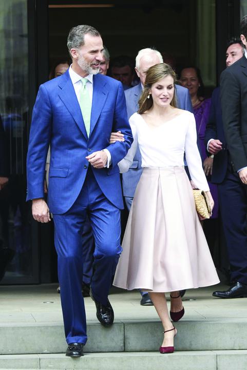 regina 3 Regina Letizia, o Kate Middleton a Spaniei