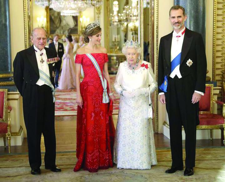 regina 5 Regina Letizia, o Kate Middleton a Spaniei