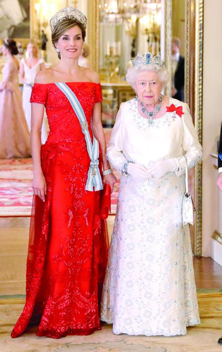 regina 6 Regina Letizia, o Kate Middleton a Spaniei