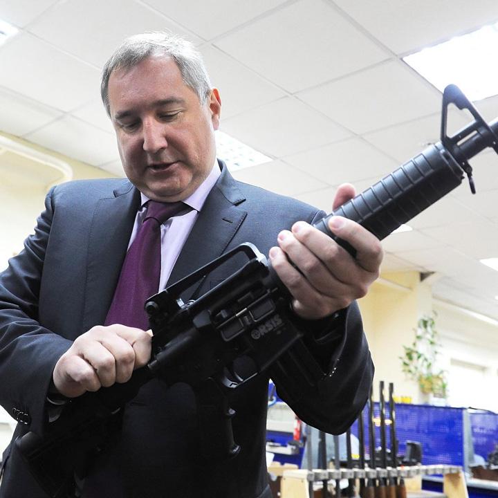 rogozin 1 Rogozin: Romania, marioneta SUA