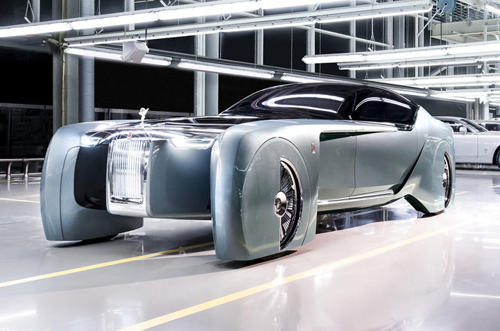 rr Rolls Royce se pregateste sa intre in priza