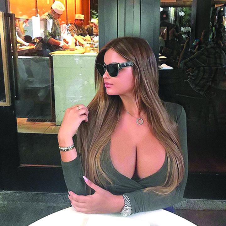 rusoaica3 Kim Kardashian, varianta ruseasca