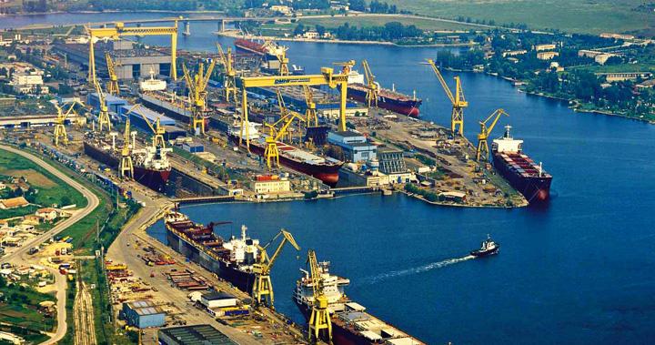 santier naval mangalia ecomareaneagra Daewoo vinde Santierul Naval Mangalia  cu 70 milioane de dolari