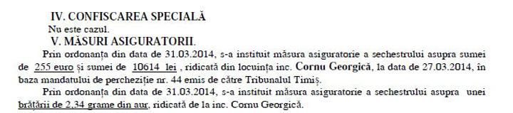 sechestru asigurator Cornu Circuitul evazionist incredibil organizat de Cornu