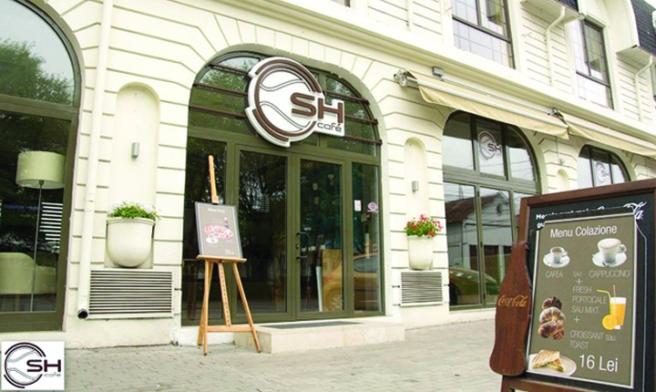 simona 1 SH Cafe, localul Simonei Halep