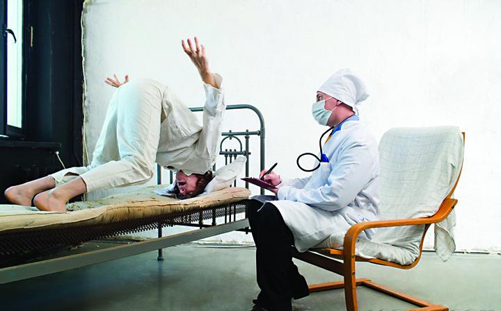 spitalul de nebunsi 1 Spitalul de nebuni din Victoriei