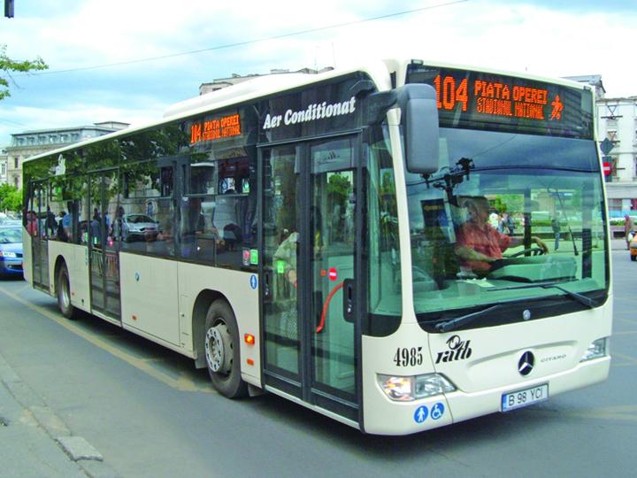transport public Din toamna, vom folosi, cardul unic de transport