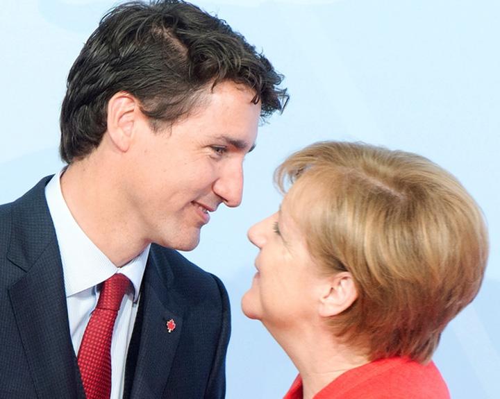 trudeau Sa radem cu G20