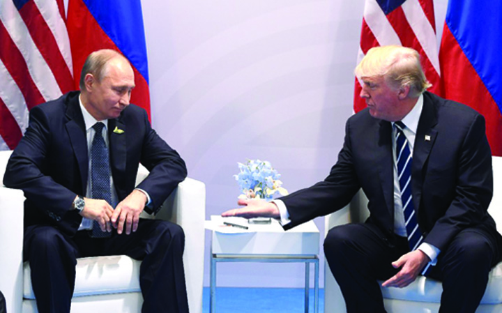 trump putin Casa Alba, pregatita sa l loveasca pe Putin