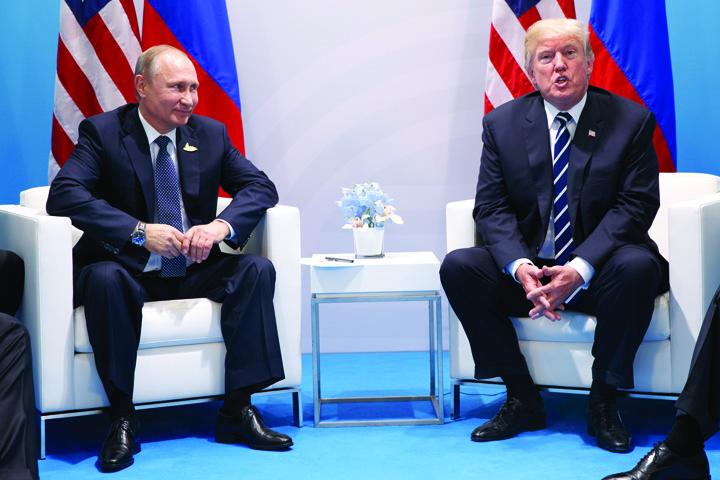 trump Trump, greu de ucis in RussianGate