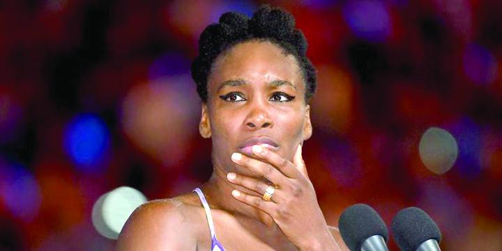 venus1 Venus Williams a omorat cu masina un barbat de 78 de ani