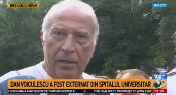 voicul Dan Voiculescu, primele declaratii dupa decizia instantei: mi au fost furati 3 ani din viata