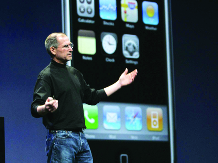 what it was like when apple announced the original iphone seven years ago today 1 iPhone ul s a nascut din ura si orgolii