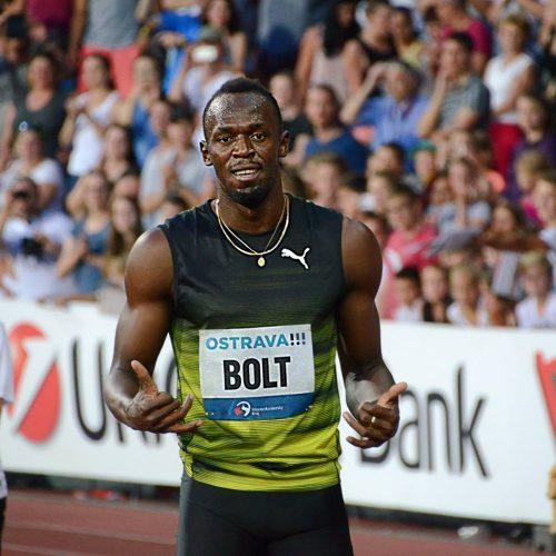 19437398 10156333713373858 8683681019048290619 n usain 500x500 Fulgerul Bolt, invins in cursa de 100 de metri, la ultima competitie din cariera (VIDEO)