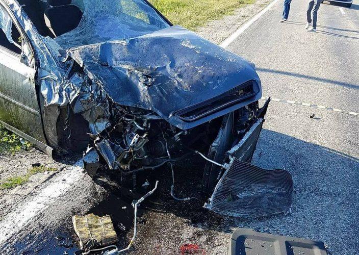 20525731 1425510694199853 9047084121993971066 n accident 704x500 Grav accident de circulatie pe DN 54