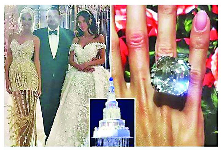 20864557 840892019410133 268569610 n Meganunta la Moscova: mireasa cu inel de 10 milioane de dolari