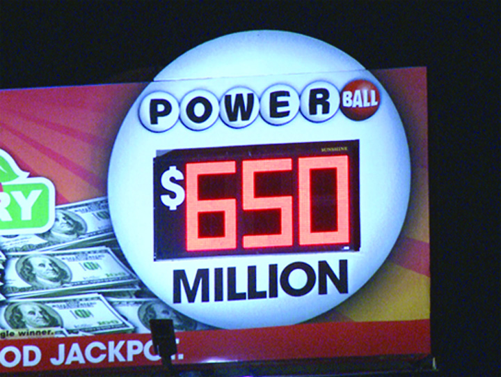 650powerball sign820 1503233092990 10301943 ver1.0 Jackpotul de 650 milioane de dolari