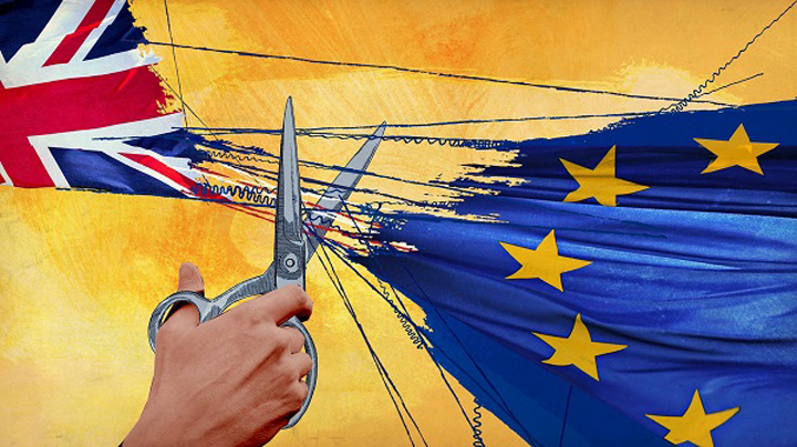 BREXIT SCANDALOS!  Marea Britanie cere  cetatenilor UE sa paraseasca insula