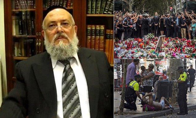 Meir Bar Hen 1 Rabinul sef al Barcelonei le spune evreilor sa paraseasca Spania