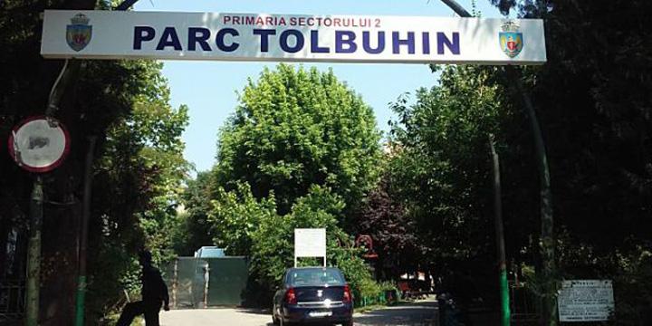 PARC TOLBUHIN Razboi ruso roman pentru un parc din Capitala