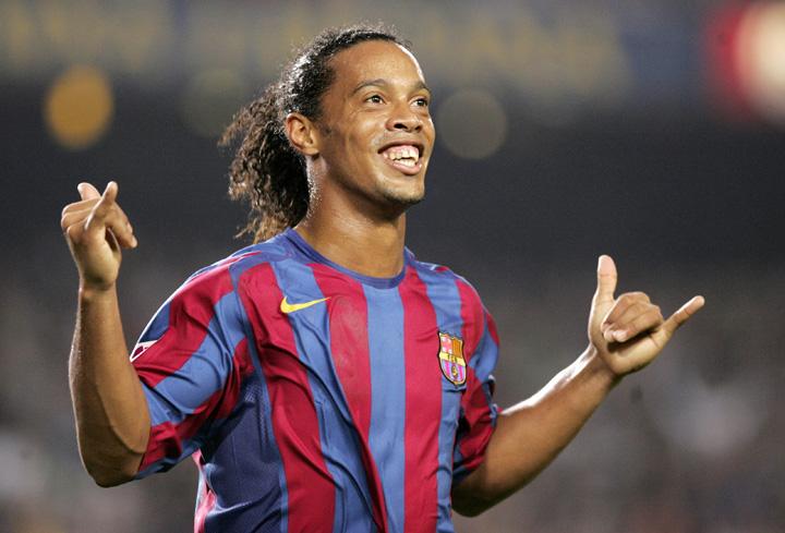 Ronaldinho 48 4 .v1417611739 Ronaldinho vrea pe teren, nu si la antrenament