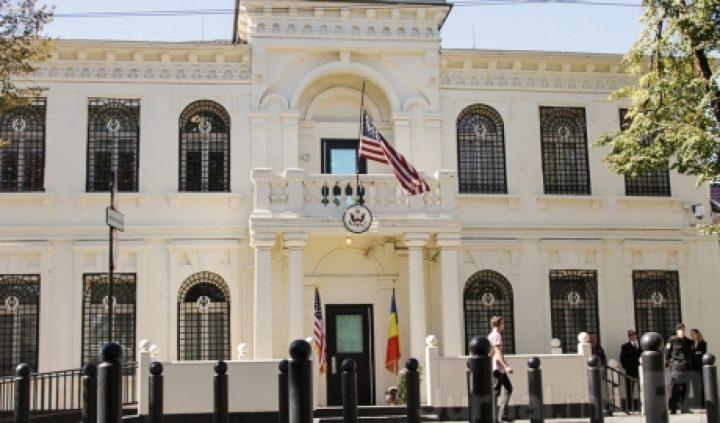 ambasada 720x423 Incepe razboiul celor doua Americi in Romania