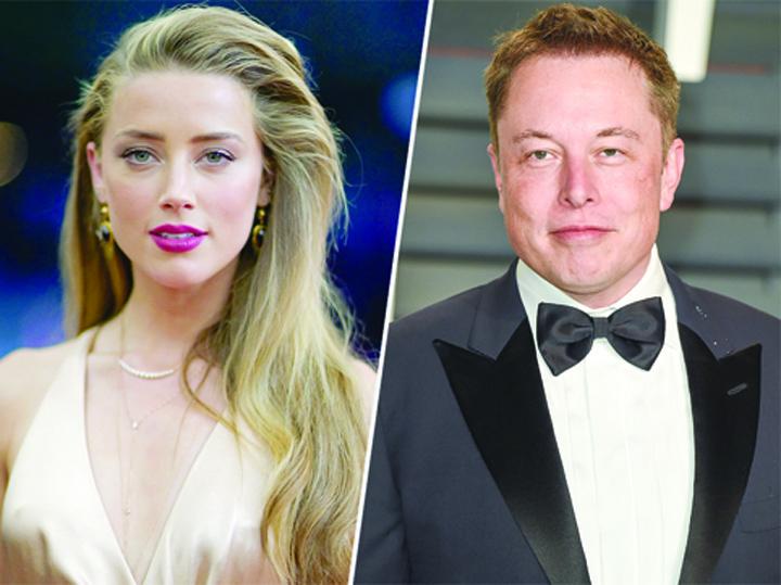 amber heard e 1024 Seful Tesla a parasit o pe Amber Heard