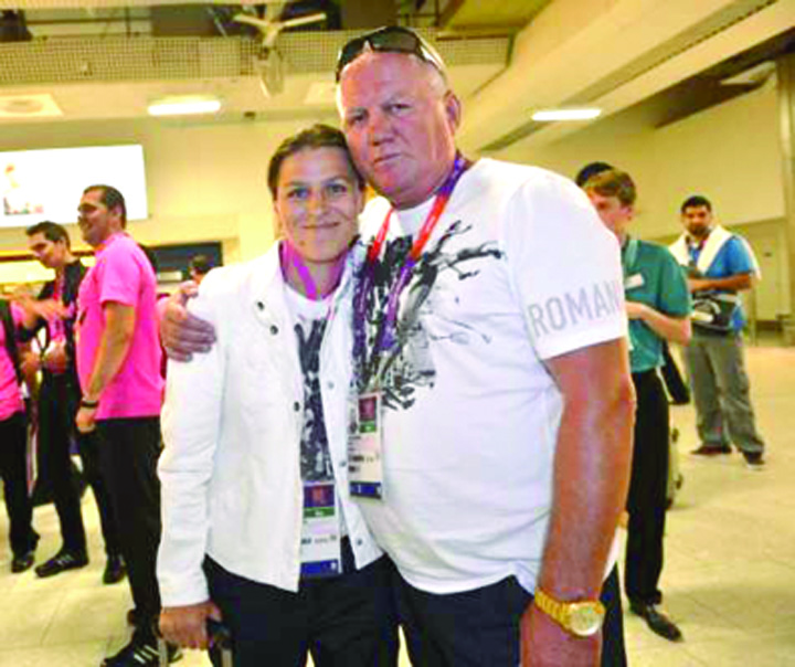 antrenori Boxul feminin, marele pariu al lui Boroi!