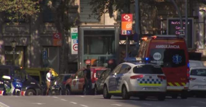 atac m Bilantul atacurilor din Spania a crescut la 14 morti/ S au facut patru arestari